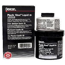 1 LB PLASTIC STEELLIQUID B