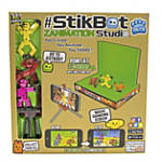 Zing Stikbot Studio Pro Animation Set