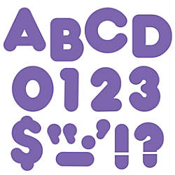 TREND Ready Letters Casual 2 Purple