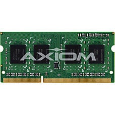 Axiom 4GB DDR3 1600 SODIMM for