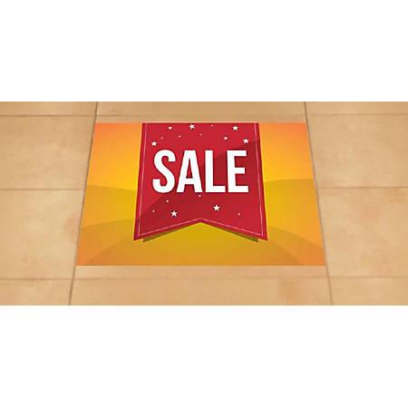 Custom Floor Decals