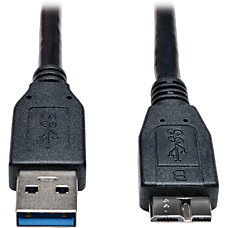 Tripp Lite 3ft USB 30 SuperSpeed