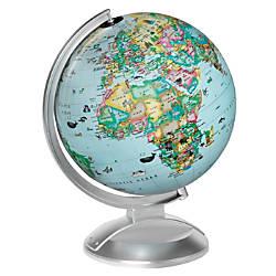 Replogle Globe 4 Kids Illuminated Globe