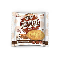 Complete Cookie Snickerdoodles 4 Oz