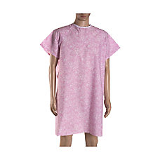 DMI Convalescent Hospital Gown With Back