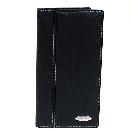 Samsonite vinyl business card case holds 144 13 12 x 11 12 x 2 black samsonite vinyl business card case holds 144 13 12 x 11 12 x 2 black by office depot officemax colourmoves