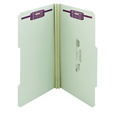 Smead Guide Height Pressboard Folders With