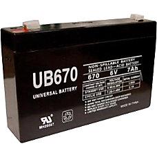 eReplacements Compatible SLA Battery Replaces APC