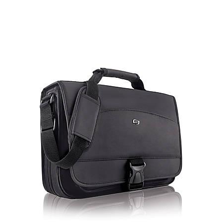 Solo® ConquerMessenger Bag, Assorted Colors (No Color Choice)