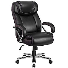 Flash Furniture HERCULES Leather High Back