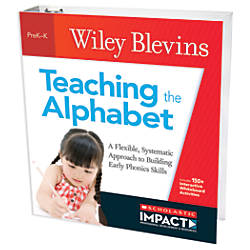 Scholastic Teacher Resources Teaching The Alphabet