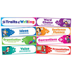 Scholastic Teachers Friend Traits Of Writing
