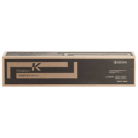 Kyocera TK 8507K - Black - original - toner cartridge - for TASKalfa 4551ci
