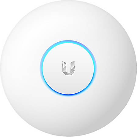 Ubiquiti UniFi UAP-AC-LITE IEEE 802.11ac 867 Mbit/s Wireless Access Point - 2.40 GHz, 5 GHz - MIMO Technology - 1 x Network (RJ-45) - Ethernet, Fast Ethernet, Gigabit Ethernet - Wall Mountable, Ceiling Mountable - 1 Pack