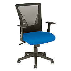 Brenton Studio Radley Task Chair Blue