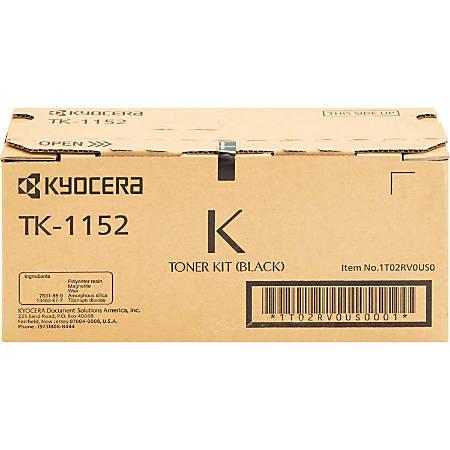Kyocera TK 1152 - Black - original - toner cartridge - for ECOSYS M2635dn, M2635dn/KL3, P2235dn, P2235DN/KL3, P2235dw, P2235DW/KL3