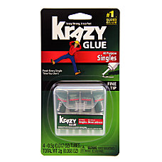 Elmers Single use Tubes Instant Krazy