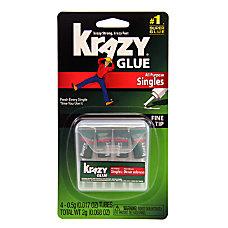 Krazy Glue All Purpose Single Use