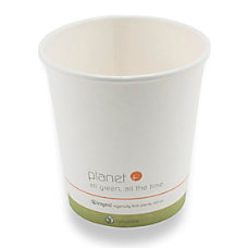 StalkMarket Planet Compostable Hot Cups 10