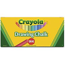 Crayola Colored Drawing Chalk Sticks 32