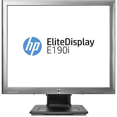 "HP Elite E190i 18.9"" LED LCD Monitor - 5:4 - 8 ms"