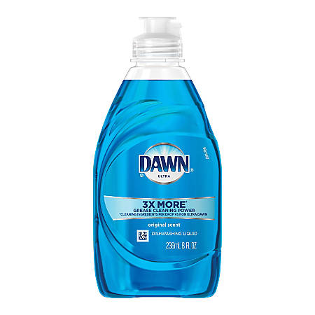 Dawn® Ultra Dishwashing Liquid Dish Soap, Original, 8 Oz
