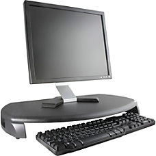 Kantek CRTLCD Stand With Keyboard Storage