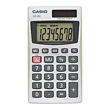 Casio HS 8V Basic Calculator
