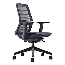 Koplus Tonique Mesh Task Chair Black