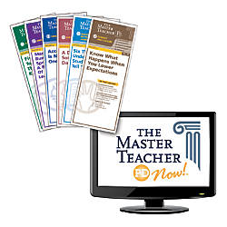 The Master Teacher Professional Development Program