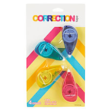 Office Depot Brand Mini Correction Tape