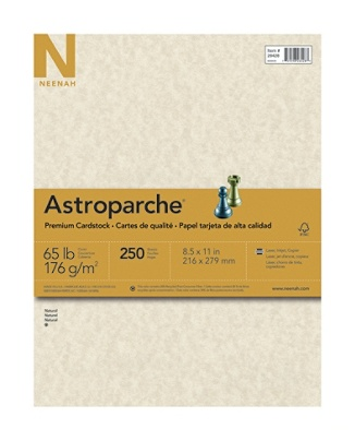 Astroparche® Specialty Cover Stock, 8 1/2
