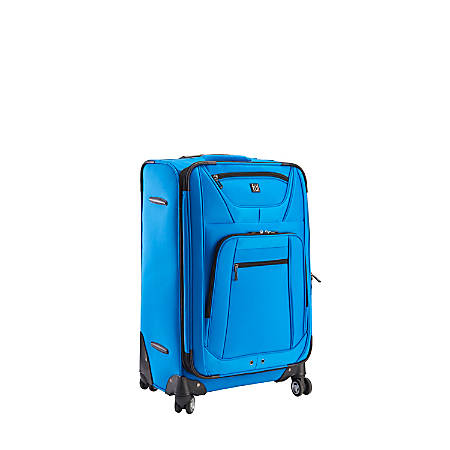 ful Sequential 3-Piece Spinner Suitcase Luggage Set, Cobalt