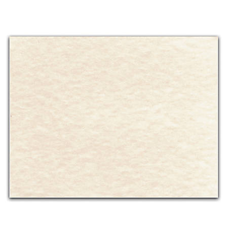 """Geographics® Post Cards, 5 1/2"""" x 4 1/4"""", Natural Parchment, Pack Of 200"""
