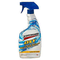 Scotchgard Oxy Carpet Cleaner Plus Stain