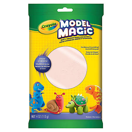 Model Magic Modeling Material - 1 Each - Bisque
