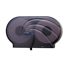 San Jamar 2 Roll Jumbo Toilet