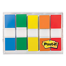 Post it Notes Mini Flags With