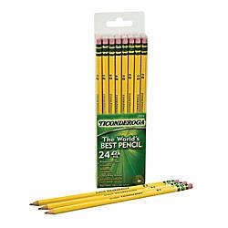 Dixon Ticonderoga Pencils 2 Medium Soft