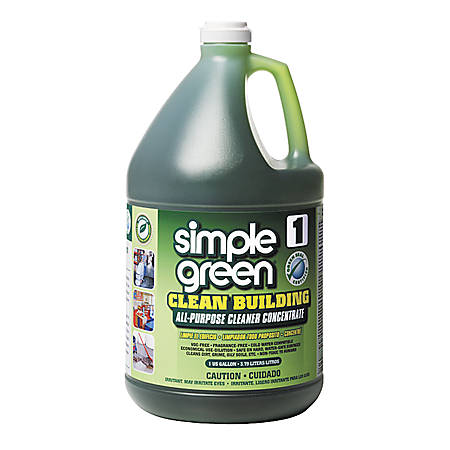 Simple Green® Clean Building All-Purpose Cleaner Concentrate, 1 Gallon