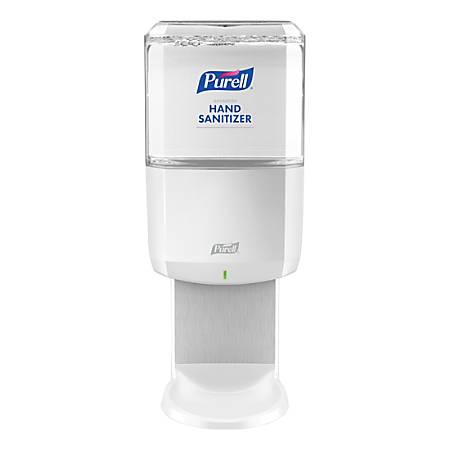 Purell® ES8 Wall-Mount Hand Sanitizer Dispenser, White