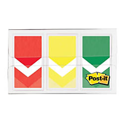 Post it Arrow Flags 1 Prioritization