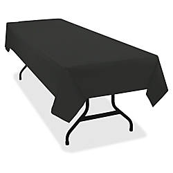 Tablemate Heavy duty Plastic Table Covers