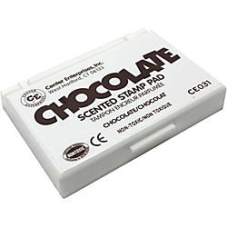 Center Enterprise Scented Stamp Pads Chocolate