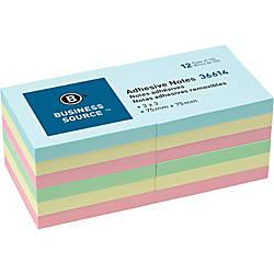 Business Source 3 Plain Pastel Colors