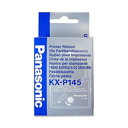 Panasonic® KX-P145 Black Matrix Nylon Printer Ribbon