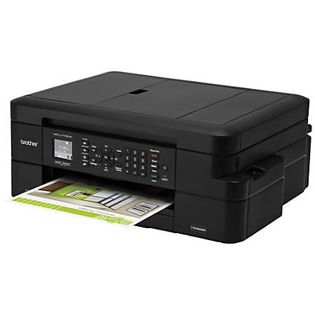 Brother MFC-J775DW Inkjet Multifunction Printer - Color - Plain Paper Print - Desktop