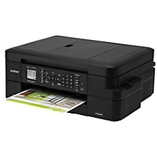 Brother Multifunction Color Inkjet PrinterCopierFaxScanner MFC