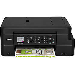Brother MFC J775DW Inkjet Multifunction Printer
