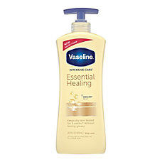 Vaseline Intensive Care Essential Healing Unscented